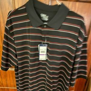 "Men's ""Caviar"" Short Sleeve Golf Shirt"